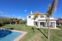 Moderna finca como nueva de estilo mediterráneo en Benidoleig - Finca en El Campo