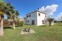 Moderna finca como nueva de estilo mediterráneo en Benidoleig - Lugar soleado
