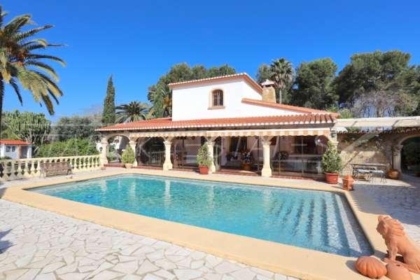 Klassisch mediterranes Finca Anwesen in Top Lage von Denia, 03709 Dénia (Spanien), Finca