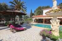 Klassisch mediterranes Finca Anwesen in Top Lage von Denia - Landhaus in Denia