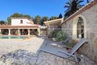 Klassisch mediterranes Finca Anwesen in Top Lage von Denia - Finca auf dem Land in Denia