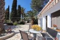 Klassisch mediterranes Finca Anwesen in Top Lage von Denia - Gästeapartments