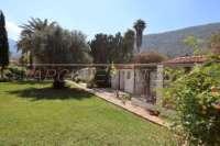 Klassisch mediterranes Finca Anwesen in Top Lage von Denia - Hundezwinger