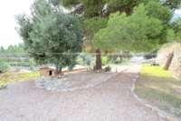 Moderne Finca auf pflegeleichtem Grundstück in bester Panoramalage in Benimeli - Pflegeleichtes Grundstück