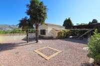 Villa de campagne <> espagnole avec maison d'hôtes à Benidoleig - Maison d'hôtes