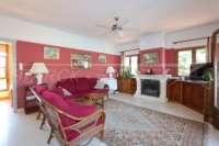 Villa de campagne <> espagnole avec maison d'hôtes à Benidoleig - Salon