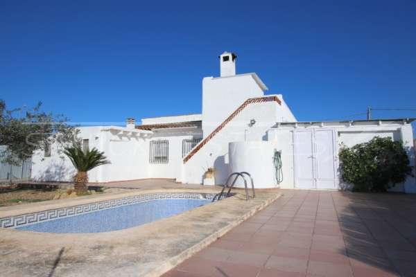 Finca confortable à Ondara et avec une vue imprenable sur les montagnes, 03760 Ondara (Espagne), Finca