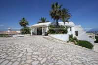 Exklusives Luxusanwesen in bester Wohnlage von Denia mit atemberaubendem Blick - Stellplätze