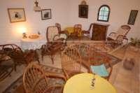 Imponente chalet con vistas al mar y habitación de invitados en Denia - Galeretes - Bodega