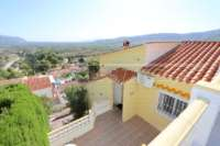 Villa à Orba à faible entretien avec appartement d'invités séparé et vue sur la mer - Vue du paysage