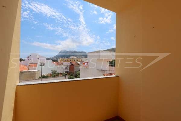 Appartement spacieux et lumineux à La Xara avec vue sur le Montgó, 03709 La Xara (Espagne), Appartement à l'étage