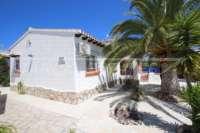Atractivo chalet de 3 dormitorios en parcela plana con orientación sur en Monte Pego - Casa en Monte Pego