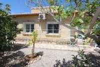 Villa der Extraklasse am Monte Solana in Pedreguer - Pflegeleichter Garten