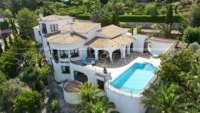 Mediterrane Luxusvilla mit Meerblick am Monte Pego - Luxusvilla am Monte Pego