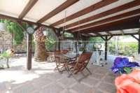 Mediterrane Luxusvilla mit Meerblick am Monte Pego - Pavillon
