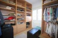 Villa de luxe à Els Poblets avec appartement pour invités à seulement 400 mètres de la mer - Vestiaire