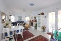 Charmante villa de vacances sur le Monte Solana - Salon/salle à manger