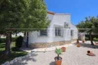 Belle villa en parfait état à Monte Solana - Jardin