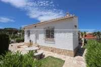 Belle villa en parfait état à Monte Solana - Villa avec vue